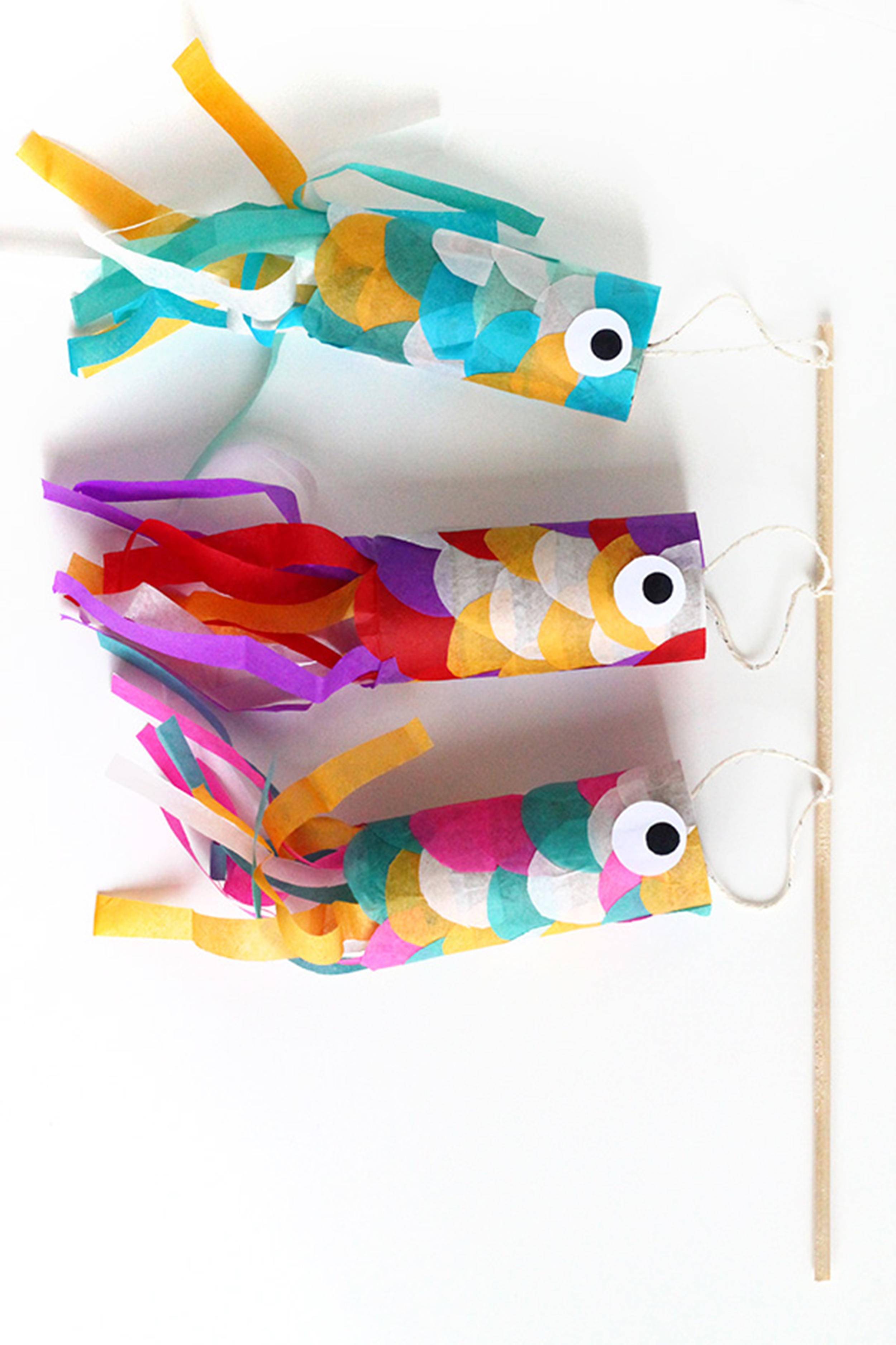 Create a japanese koi carp kite norden farm centre for for Koi fish kite