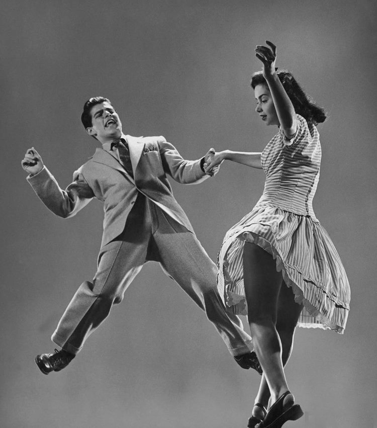 how to swing dance alone
