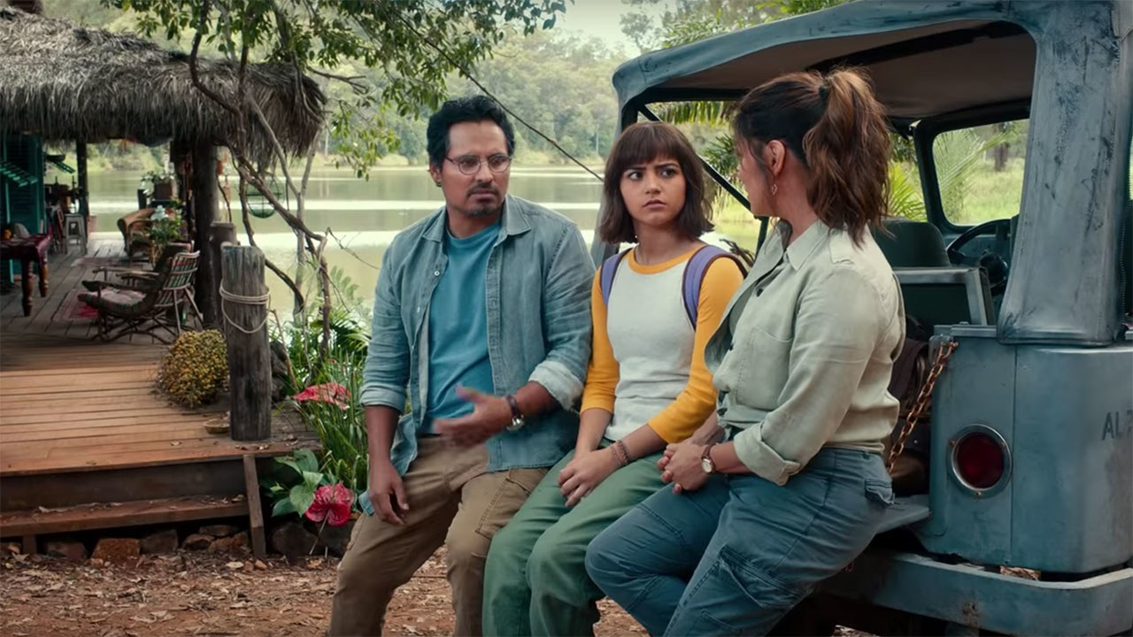 Image result for dora and the lost city of gold""