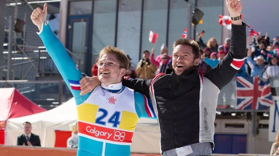 Eddie the Eagle (PG) : Norden Farm Centre for the Arts - Theatre ...