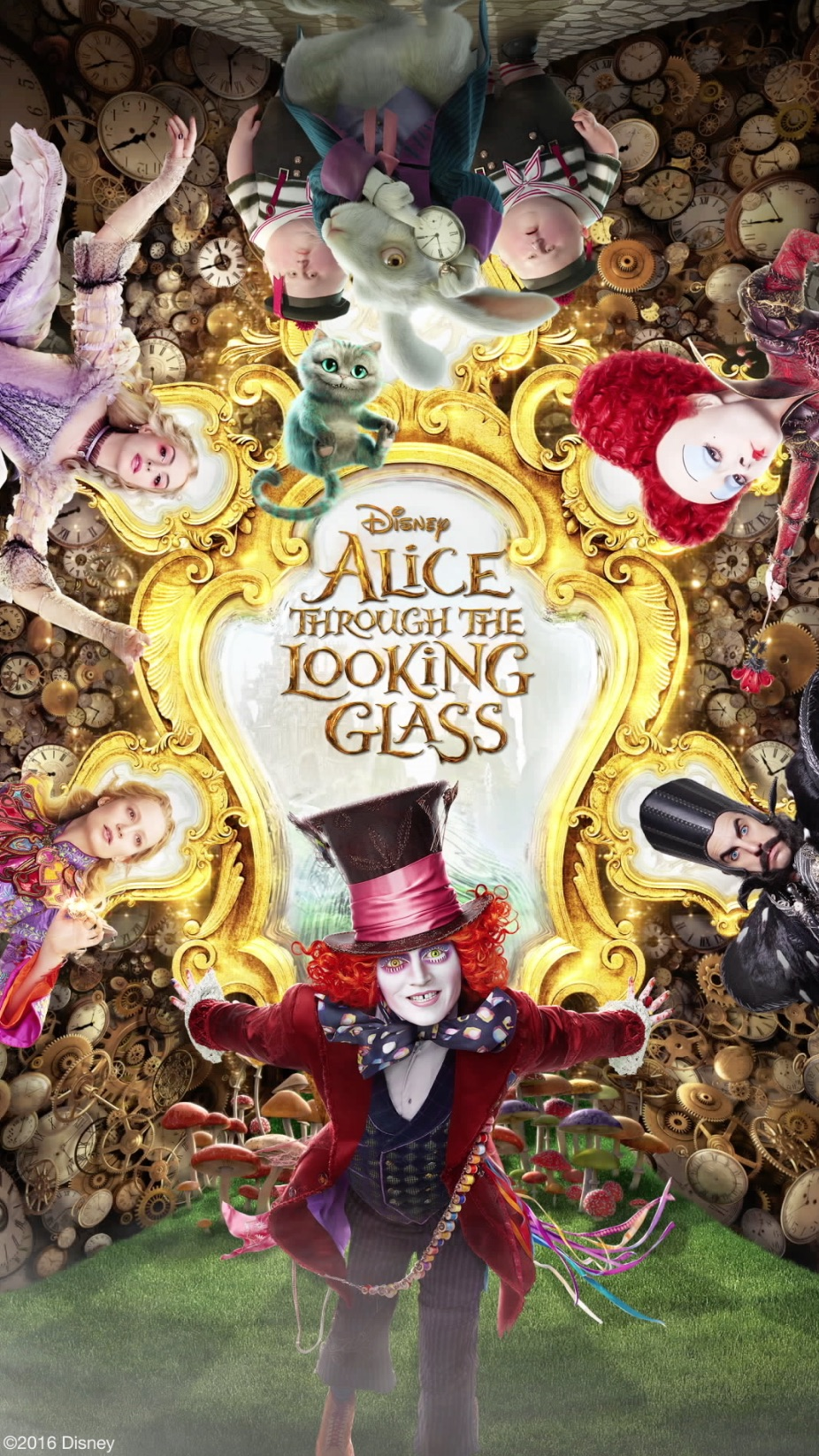 Alice Through The Looking Glass Pg Norden Farm Centre For The
