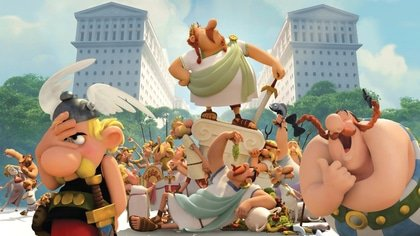 Asterix And Obelix Mansion Of The Gods Cert Tbc Norden Farm