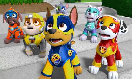 Paw Patrol: Mighty Pups (U) : Norden Farm Centre for the